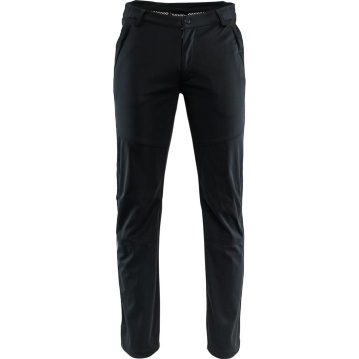 Pánske softshellové nohavice Silvini VENTO MP318 black