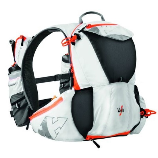 Bežecká vesta Raidlight Ultra Vest Olmo 12L White