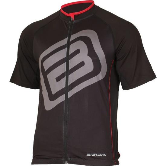 Cyklo dres Lasting MD73 čierno-červený