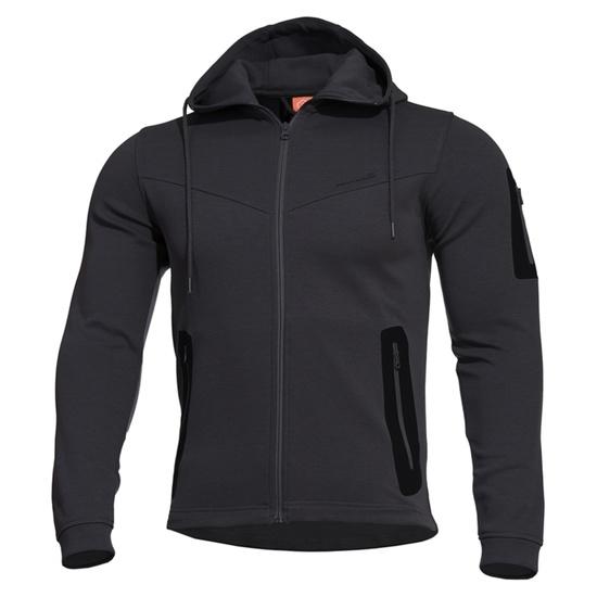 Mikina s kapucňou PENTAGON® Pentathlon čierna