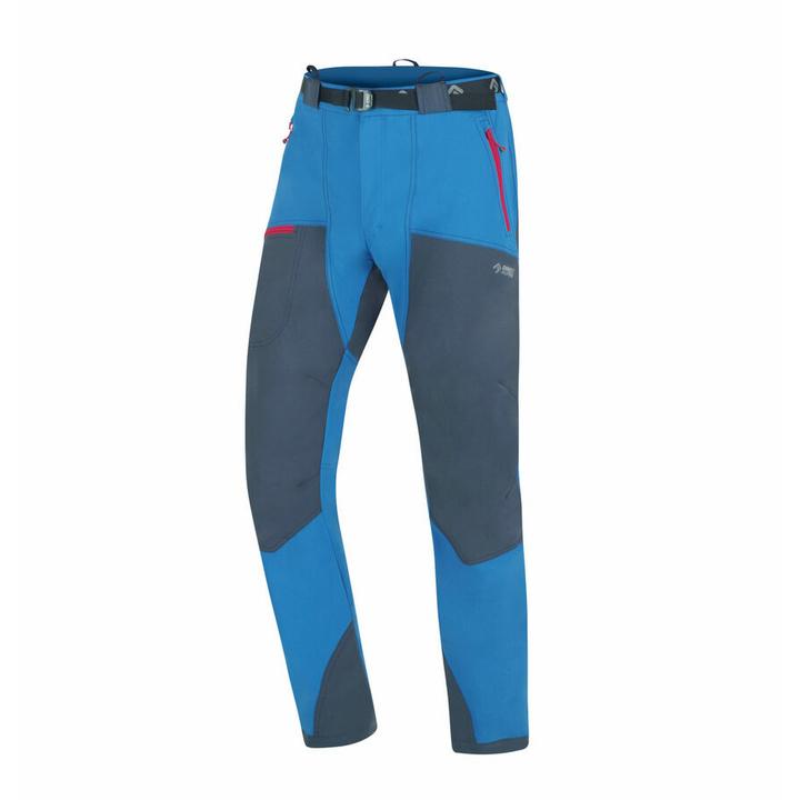 Nohavice Direct Alpine Mountainer Tech sivomodrá/modrá