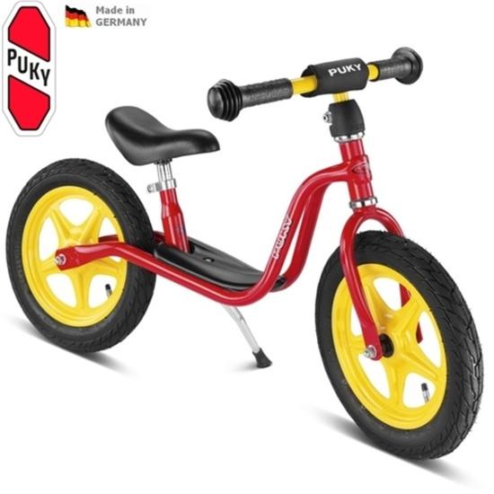 Odrážadlo PUKY Learner Bike Standard LR 1L červené
