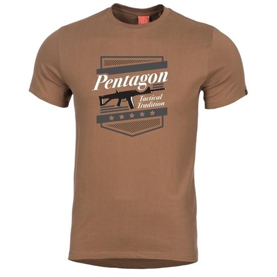 Pánske tričko PENTAGON® ACR coyote