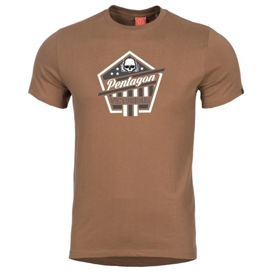 Pánske tričko PENTAGON® Victorious čierne