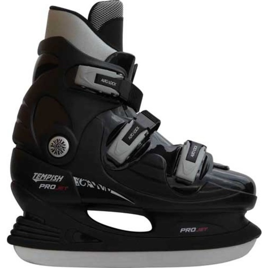 Hokejové Korčule Tempish Pro Jet farba : čierna