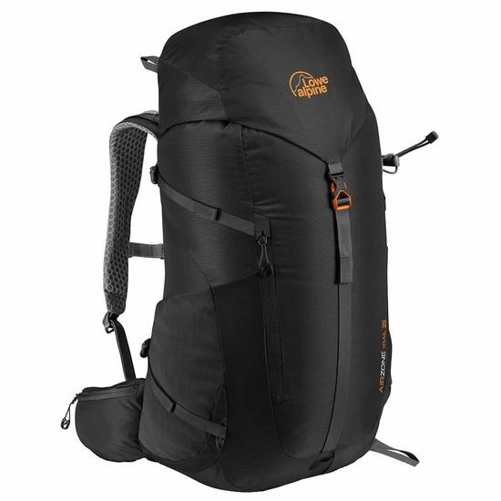 Batoh Lowe Alpine AirZone Trail 35 Black