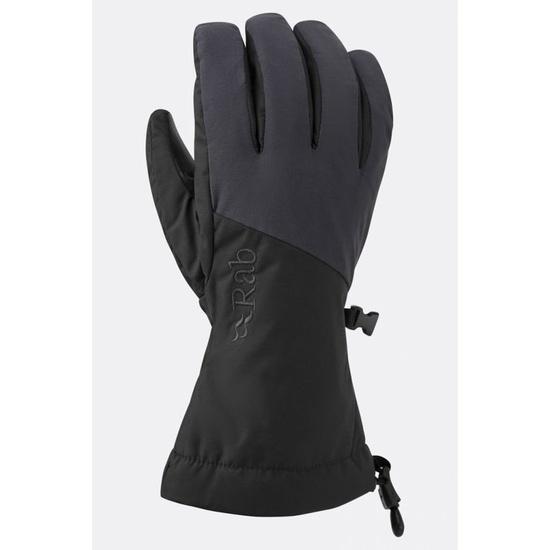 Rukavice Rab Pinnacle GTX Glove black / bl