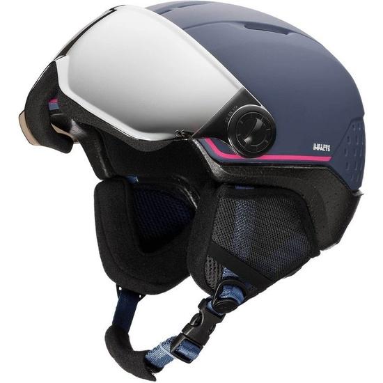 Lyžiarska helma Rossignol Whoopee Visor Impacts bl / pk RKIH500