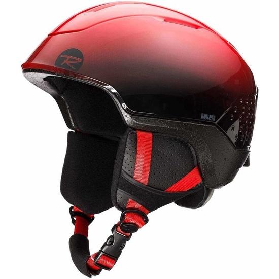 Lyžiarska helma Rossignol Whoopee Impacts red RKIH505