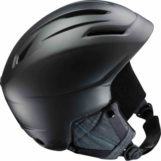 Lyžiarska helma Rossignol RH2-pure black RKGH403
