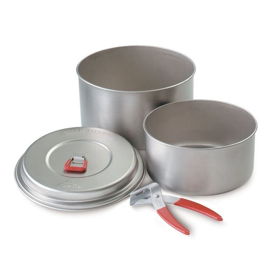 Sada MSR Titan 2-Pot Set 21722