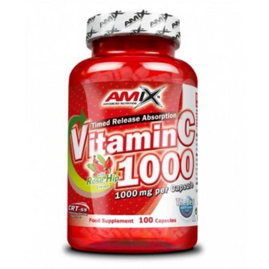 Amix Vitamín C 1000mg, 100 kapsúl
