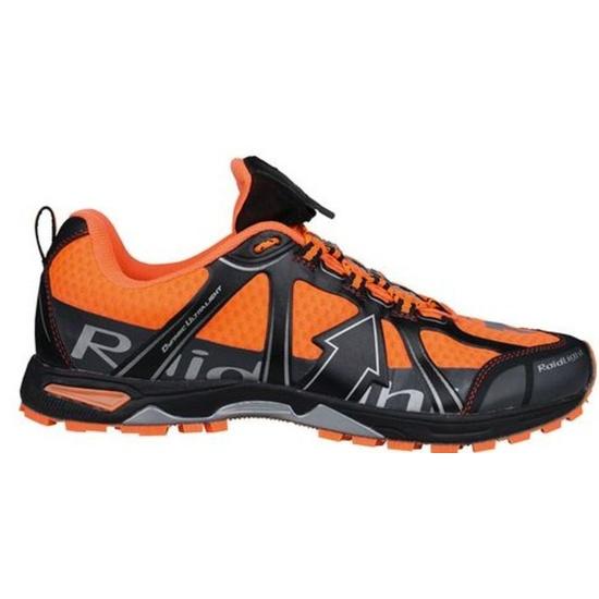 Pánske bežecké topánky RaidLight Dynamic Ultralight Black / Orange