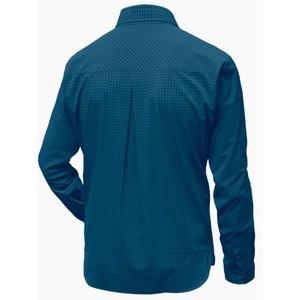 Košeľa Salewa Minicheck DRY M L/S SHIRT 26967-8960, Salewa