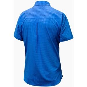 Košeľa Salewa Minicheck DRY M S/S SHIRT 27053-3420, Salewa