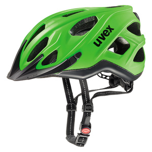 Helma Uvex CITY S Neon Green-Black Mat, Uvex