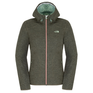Mikina The North Face W ZERMATT FULL ZIP HOODIE CG077D0, The North Face