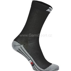 Ponožky s miernu kompresiou Rogelli DRYARN CARBON 007.121, Rogelli