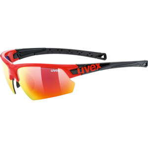 Športové okuliare Uvex SPORTSTYLE 224, Red Black (3216), Uvex