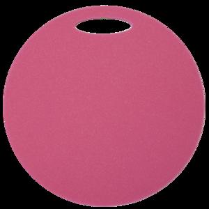 Sedadlo Yate guľaté 1 vrstvové priemer 350 mm ružové, Yate