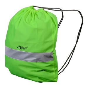 Batoh reflexná S.O.R. zelený, Safety on Road