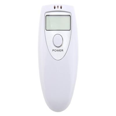 Compass Alkohol tester SILVER, digitálna, Compass