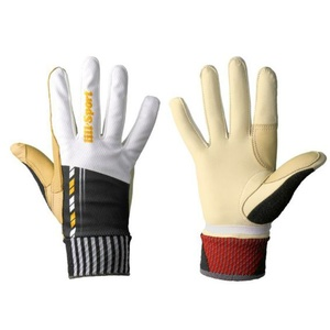 Rukavice LILL-SPORT LEGEND GOLD SLIM 0405, lillsport
