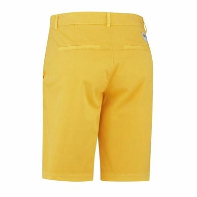 Dámske šortky Kari Traa Songve 622459, žltá, Kari Traa