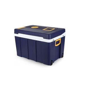 Chladiace box s ohrevom Compass 50l 230V/12V pojazdný, Compass
