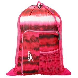 Vak Speedo Deluxe vent mesh bag xu Pink 68-11234c301, Speedo