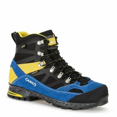 Pánske Topánky AKU Trekker Pre GTX čierno / modro / žlté