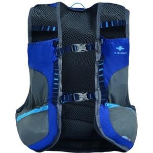 Bežecká vesta Raidlight Active Vest 6L Dark Blue / Grey DARK, Raidlight