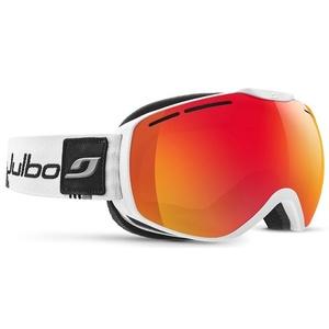Lyžiarske okuliare Julbo Ison XCL CAT 3 white / grey / black, Julbo