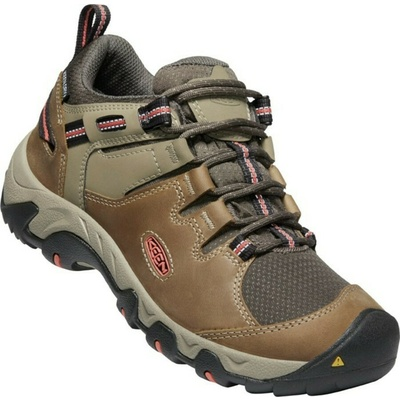 Topánky Keen STEENS WP women, timberwolf/coral