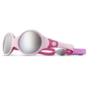 Slnečný okuliare Julbo LOOP L SP4 BABY pink / fuchsia, Julbo