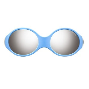 Slnečný okuliare Julbo LOOP L SP4 BABY blue cyan / yellow green, Julbo
