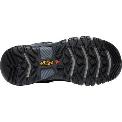 Topánky Keen RIDGE Flex WP Ženy steel šedá/hydrangea, Keen