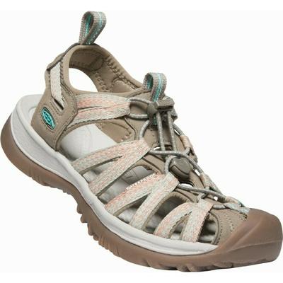 Sandále Keen WH.I.SPER Ženy taupe/koralová, Keen