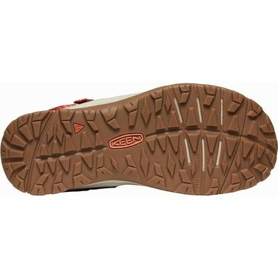 Sandále Keen TERRADORA II Sandále s otvorenou špičkou Dámske dark červená/koralová, Keen