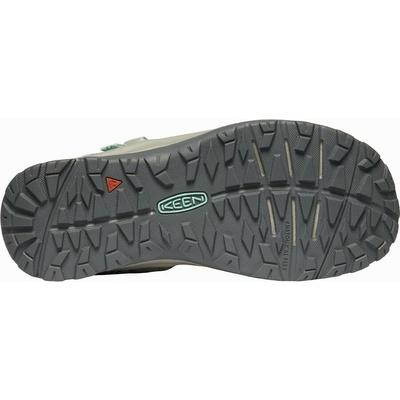 Sandále Keen TERRADORA II Sandále s otvorenou špičkou Dámske light sivá/oceánska wave, Keen