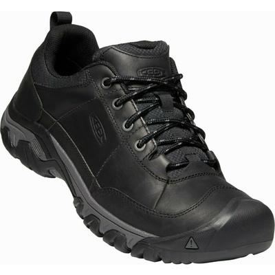 Topánky Keen TARGHEE III Oxford Muži čierna/magnet, Keen