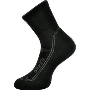 Ponožky Silvini Lattari UA904 black-charcoal, Silvini