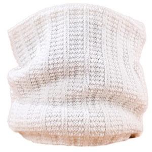 Pletený nákrčník Kama S18 101 prírodne biely, Kama