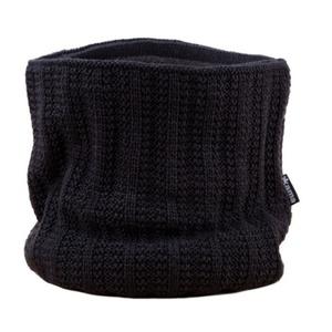 Pletený nákrčník Kama S18 111 tmavo sivá, Kama