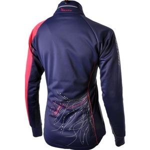 Dámska softshellová bunda Silvini MONNA WJ703 navy-punch, Silvini