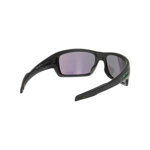 Slnečný okuliare OAKLEY Moto GP Turbine Matte Black w / jade Iride OO9263-15, Oakley