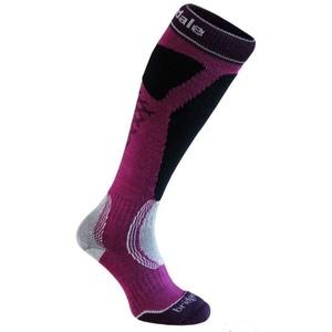Ponožky Bridgedale Alpine Tour Women's magenta/black/046, bridgedale