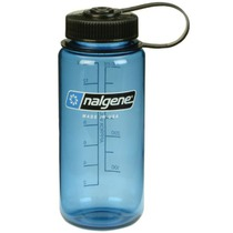 Fľaša Nalgene Wide Mouth 1l 2178-1116 blue, Nalgene