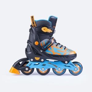 Kolieskové korčule Spokey TURIS čierno-oranžová, Spokey