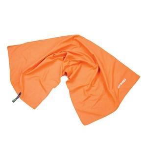 rýchloschnúci uterák Spokey SIROCCO L 60 x 120 cm, oranžový, Spokey
